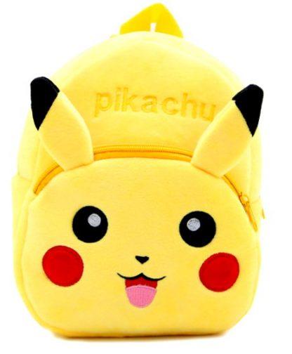 Pokemon Pikachu Plush Mini-Backpack #1