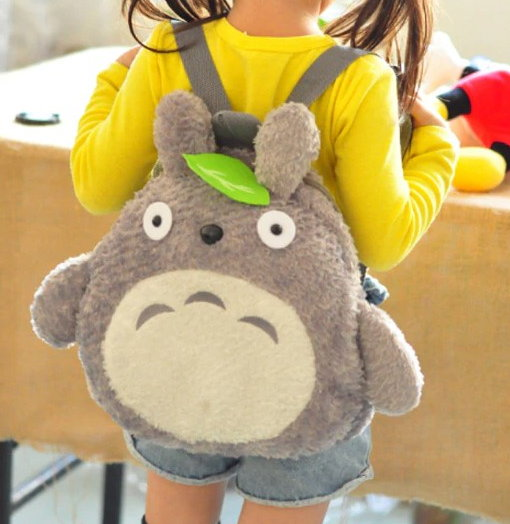 My Neighbor Totoro Plush Backpack