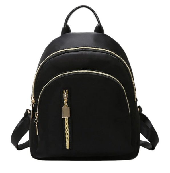 Oxford Water Resistant Midi Backpack