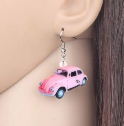 Volkswagon Bug Earrings