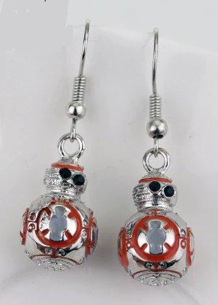 Star Wars BB8 Dangle Earrings