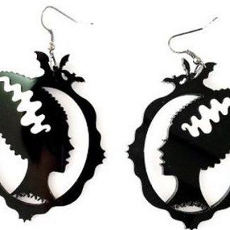The Bride of Frankenstein Earrings