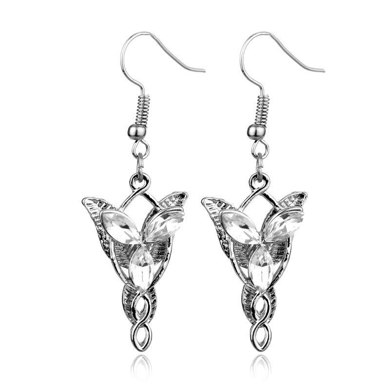 Lord of the Rings Arwen Evenstar Earrings