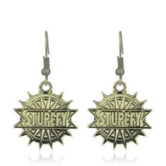 Harry Potter / Fantastic Beasts Stupefy Dangle Earrings