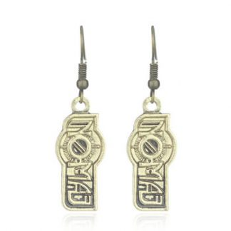 Fantastic Beasts Nomaj Dangle Earrings