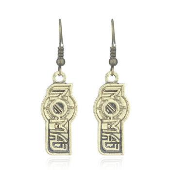 Fantastic Beasts Nomaj Dangle Earrings