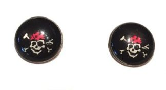 Pirate Stud Earrings