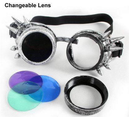Changable lenses