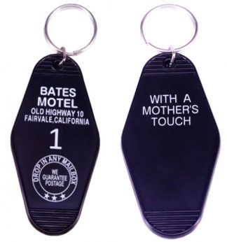 Psycho The Bates Motel Room 1 Keychain