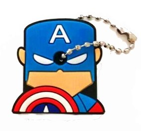 Captain America Key Cover