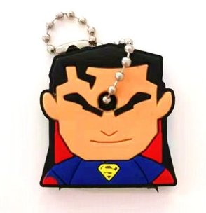 Superman Key Cover