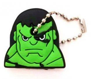 The Hulk Key Cover