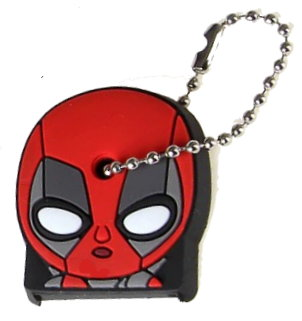 Deadpool Keycover
