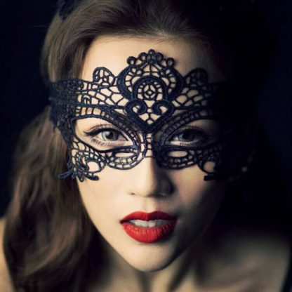 Lace Masquerade Mask #1
