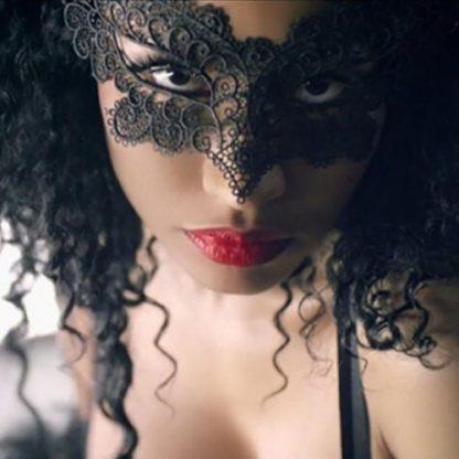 Lace Masquerade Mask #3