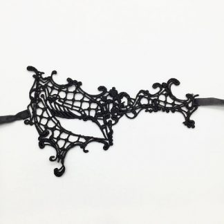Lace Masquerade Mask #5
