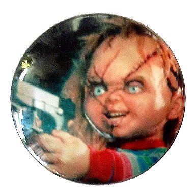 Horror Movie Magnets - Child's Play Chucky #1