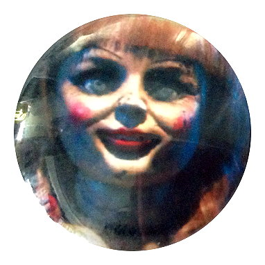 Horror Movie Magnets - Child's Play Tiffany