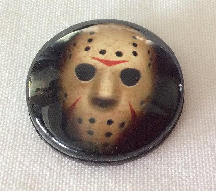 Horror Movie Magnets - Friday The 13th - Jason Voorhees
