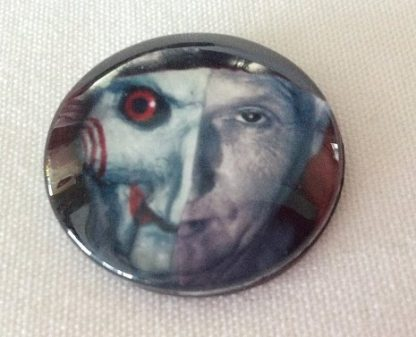 Horror Movie Magnets - Saw - Jigsaw / Tobin Bell