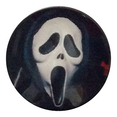 Horror Movie Magnets - Scream - Ghostface