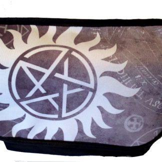 Supernatural Logo Messenger Bag