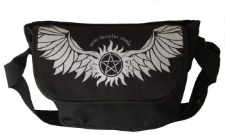 Supernatural Non Timebo Mala Messenger Bag