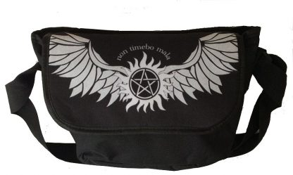 Supernatural Non Timebo Mala Messenger Bag
