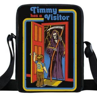 Activities for Children Mini Messenger Bag #2