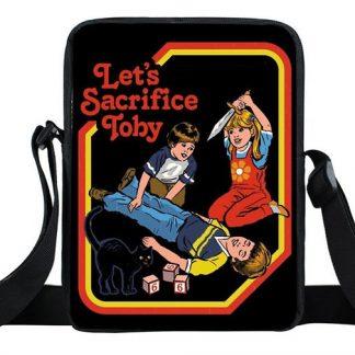 Activities for Children Mini Messenger Bag #3