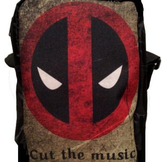 Deadpool Mini Messenger Bag #3
