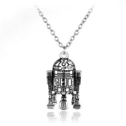 Star Wars R2D2 Necklace