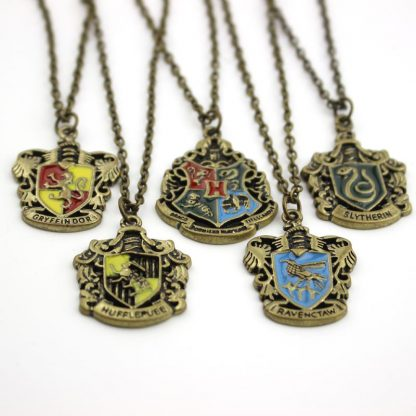 Harry Potter Crest Necklaces