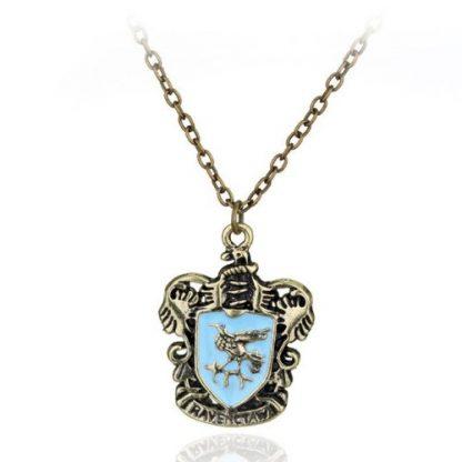 Harry Potter Ravenclaw Crest Necklace