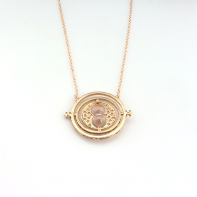 Harry Potter Hermoine's Time Turner Necklace - 2 Sizes