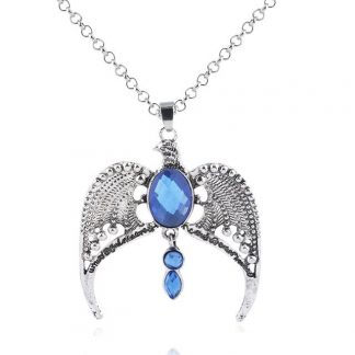 Harry Potter Ravenclaw Diadem Horcrux Necklace