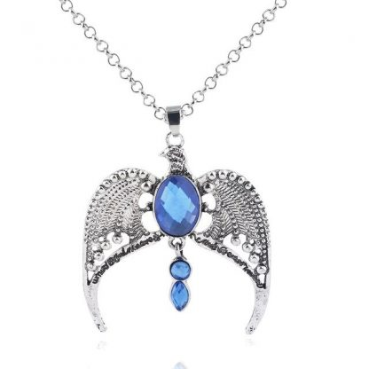 Harry Potter Ravenclaw Diadem Horcrux Necklace