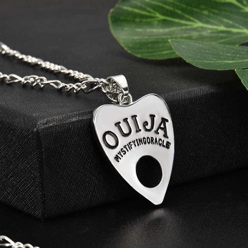 Ouija Planchette Necklace #2