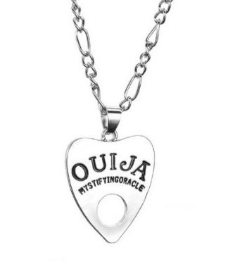 Ouija Planchette Necklace #2