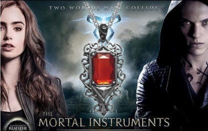 The Mortal Instruments City Of Bones Necklace