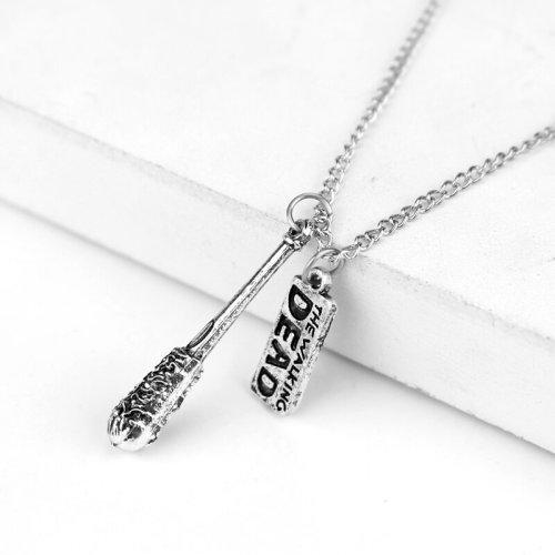 The Walking Dead Negan's Lucille Necklace