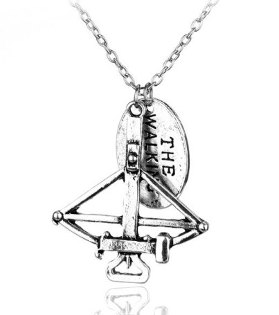 The Walking Dead Crossbow Necklace