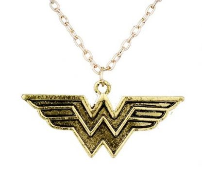 Wonder Woman Necklace #2
