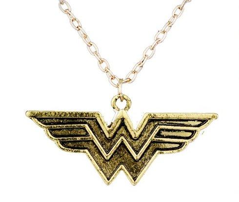 Wonder Woman Necklace #2