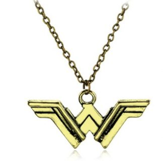 Wonder Woman Necklace #3