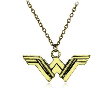 Wonder Woman Necklace #3
