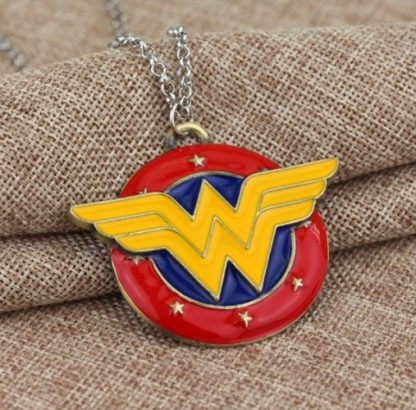Wonder Woman Necklace #4