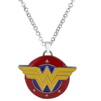 Wonder Woman Necklace #4