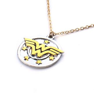 Wonder Woman Necklace #1