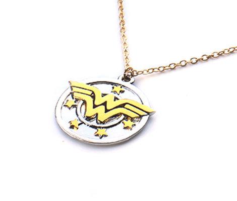 Wonder Woman Necklace #1
